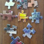 Life is like a puzzle with many pieces